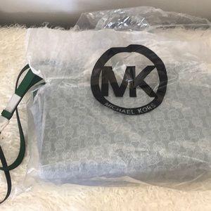 Forest Green Michael Kors purse